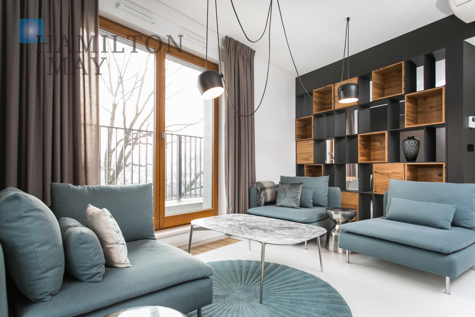 Beautiful apartment in the very center of Krakow, within the prestigious Browar Lubicz Development Krakow for rent