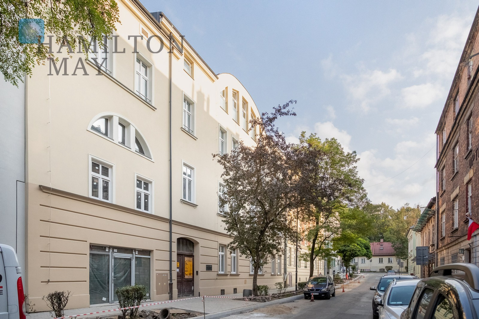 Nowe dwu-pokojowe mieszkanie na Starym Podgórzu  Kraków na wynajem