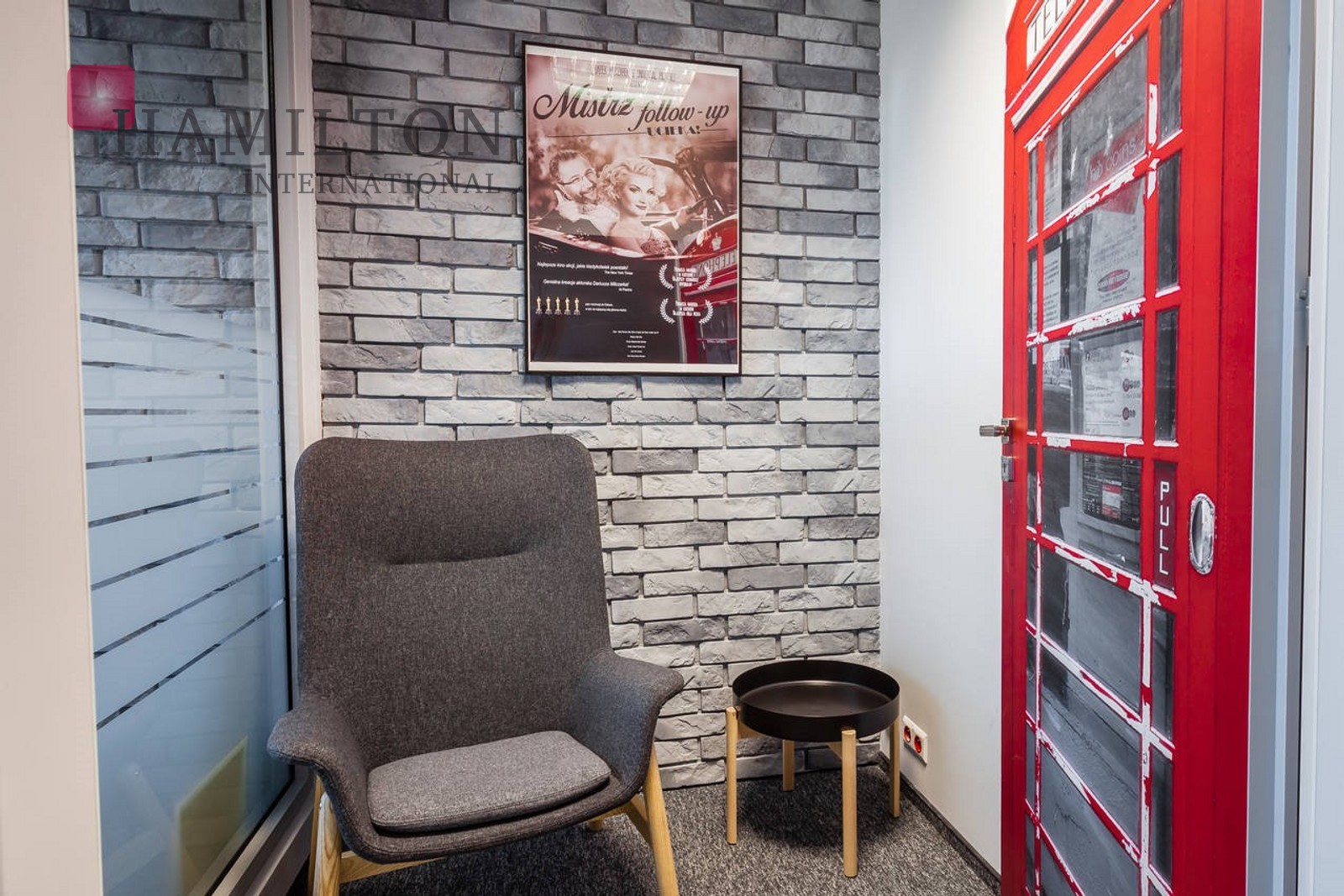 Wykończone biuro od zaraz. Atrakcyjna stawka czynszu. Warszawa office space photo