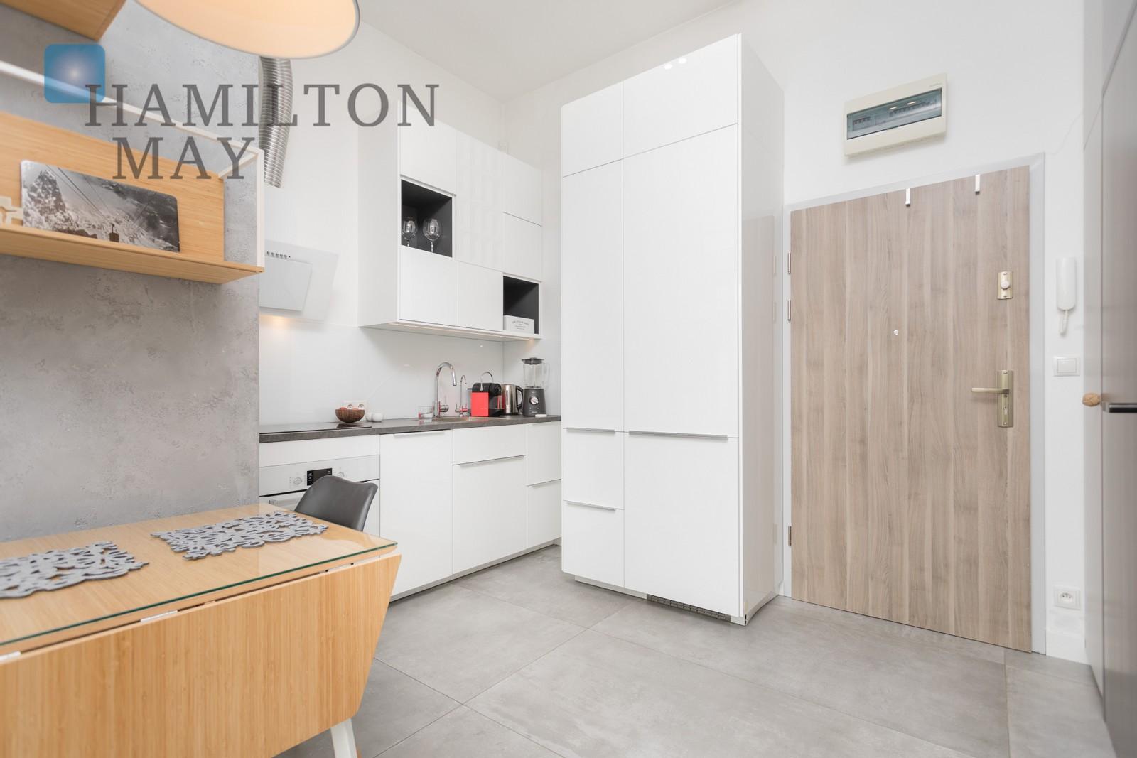 Nowoczesny apartament w prestiżowej inwestycji Lofty Lubelska Kraków na sprzedaż