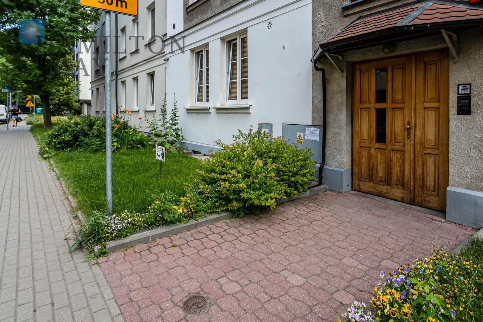 Piękny 4-pokojowyapartament w kamienicy, w zielonej okolicyStarego Mokotowa Warszawa na sprzedaż