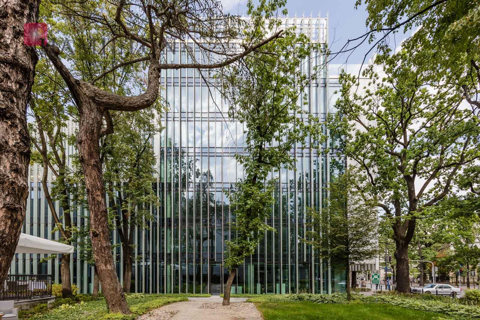 Szucha Premium Offices  Warsaw office building photo