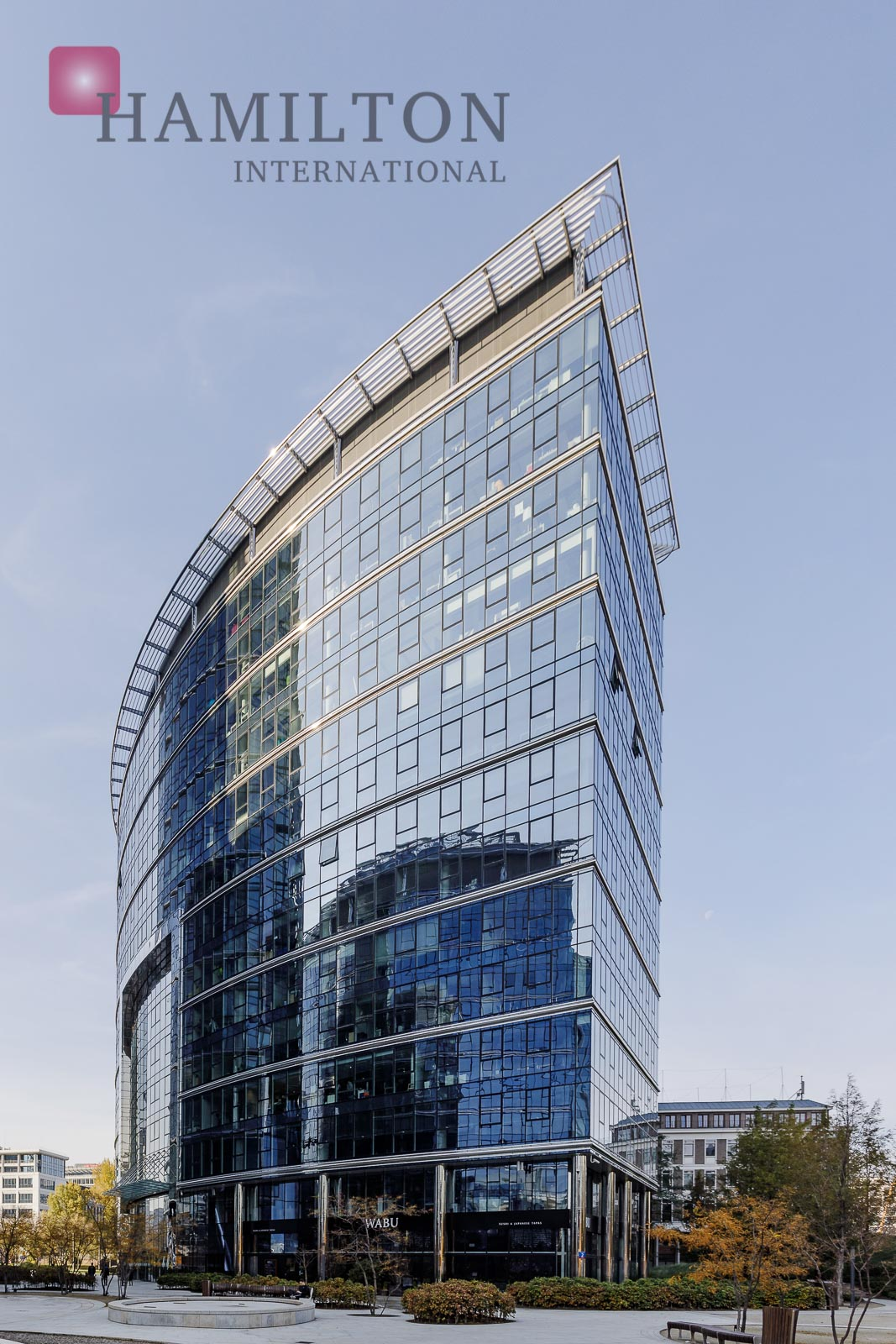 Office in Woli - Warsaw Spire Warsaw office space photo
