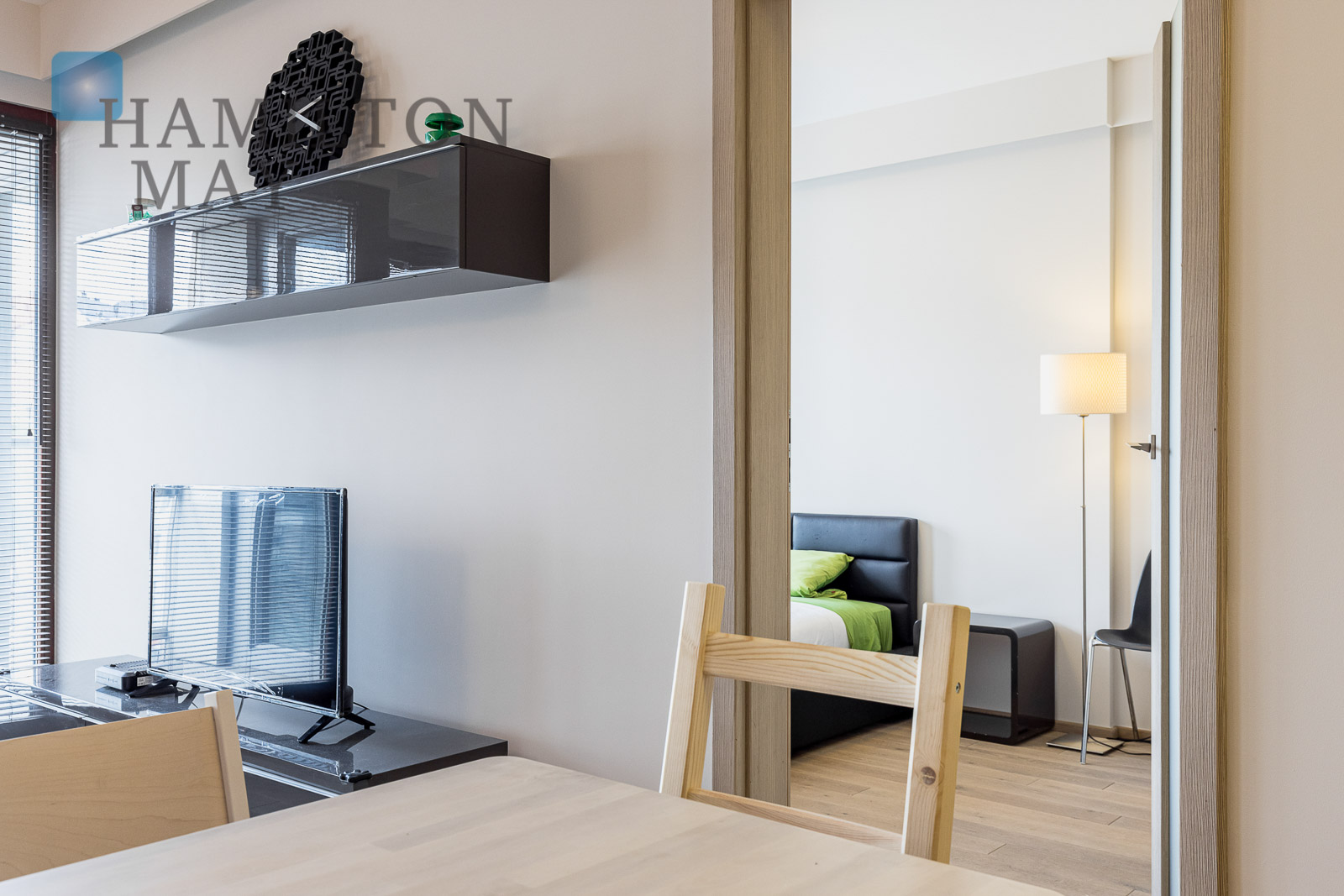 A unique, two-room apartment at  Pańska St. for rent Warsaw for rent