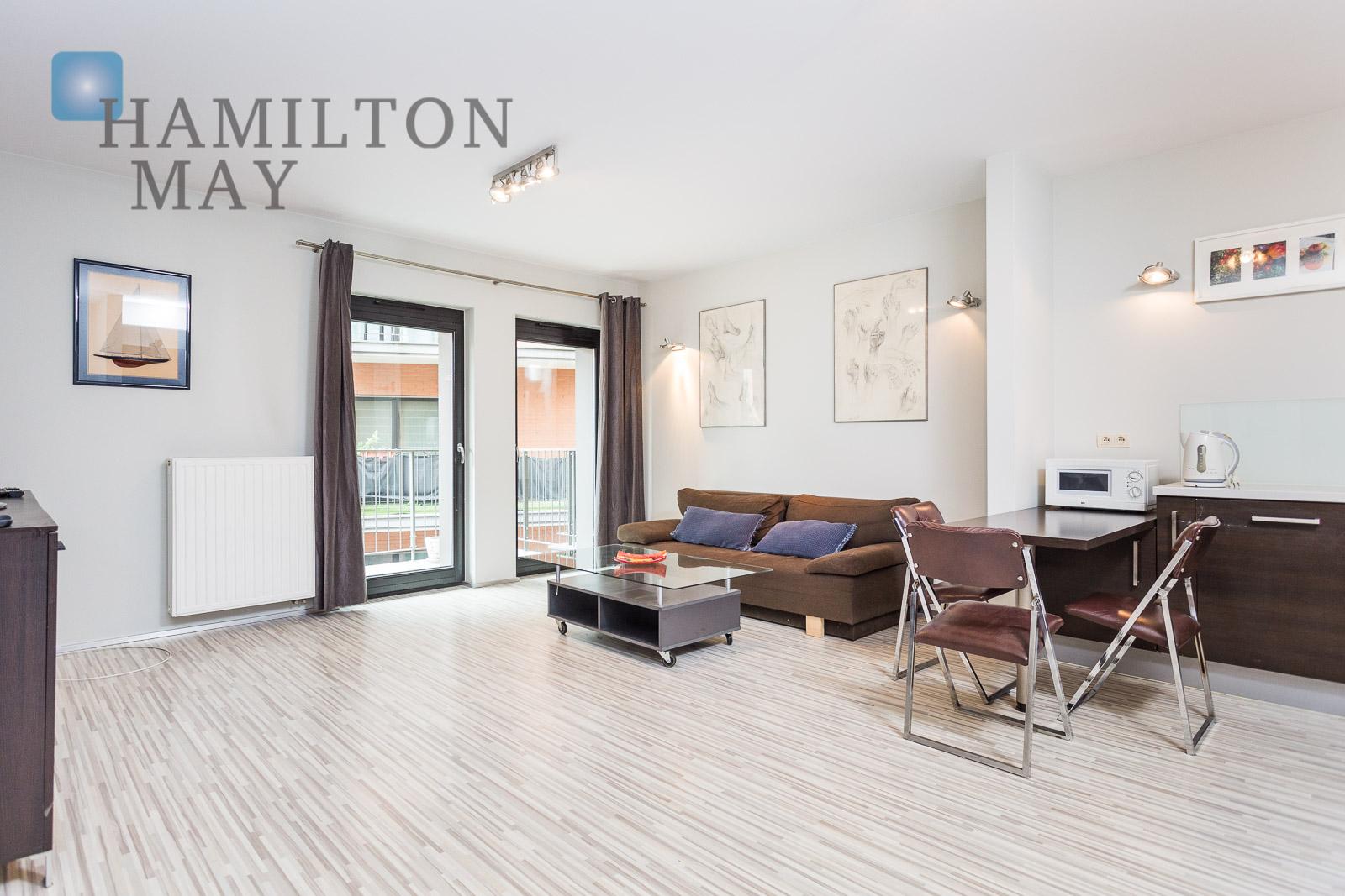 High standard 1 bedroom apartment in Angel City Krakow for rent