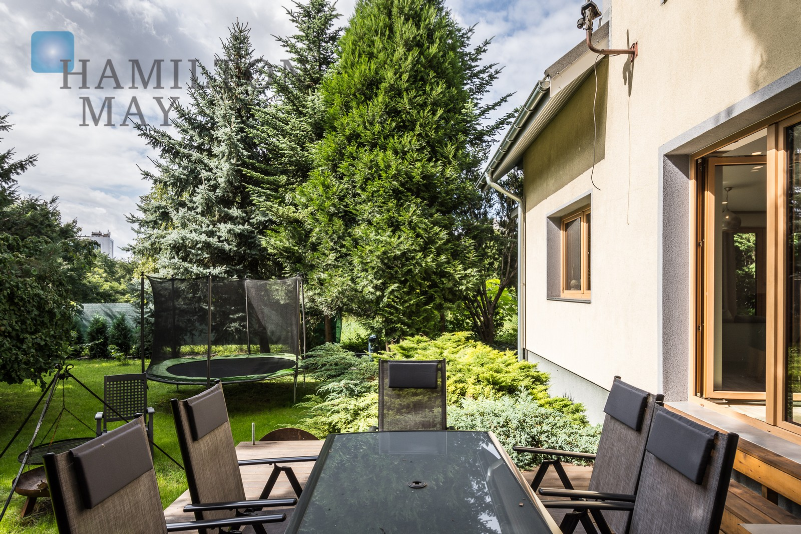 A spacious house with a large garden in the Olsza neighborhood Krakow for rent
