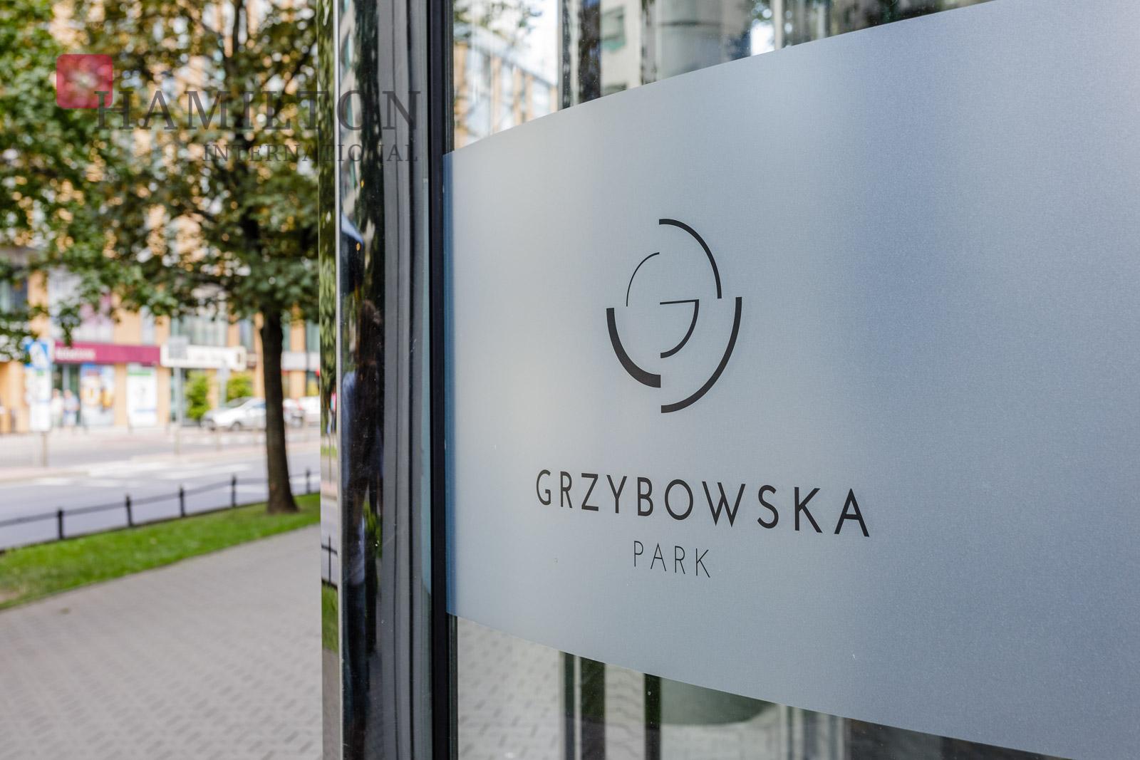 Grzybowska Park Warsaw office building photo