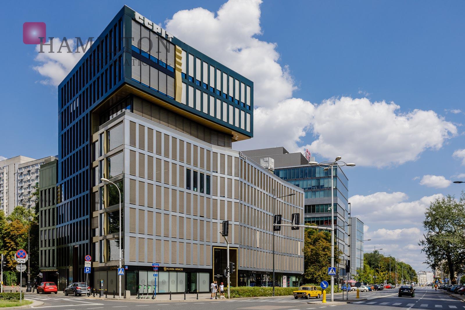 KróLEWska Warsaw office building photo