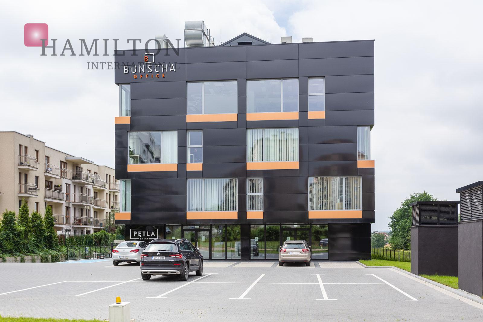 Bunscha Office Kraków office building photo