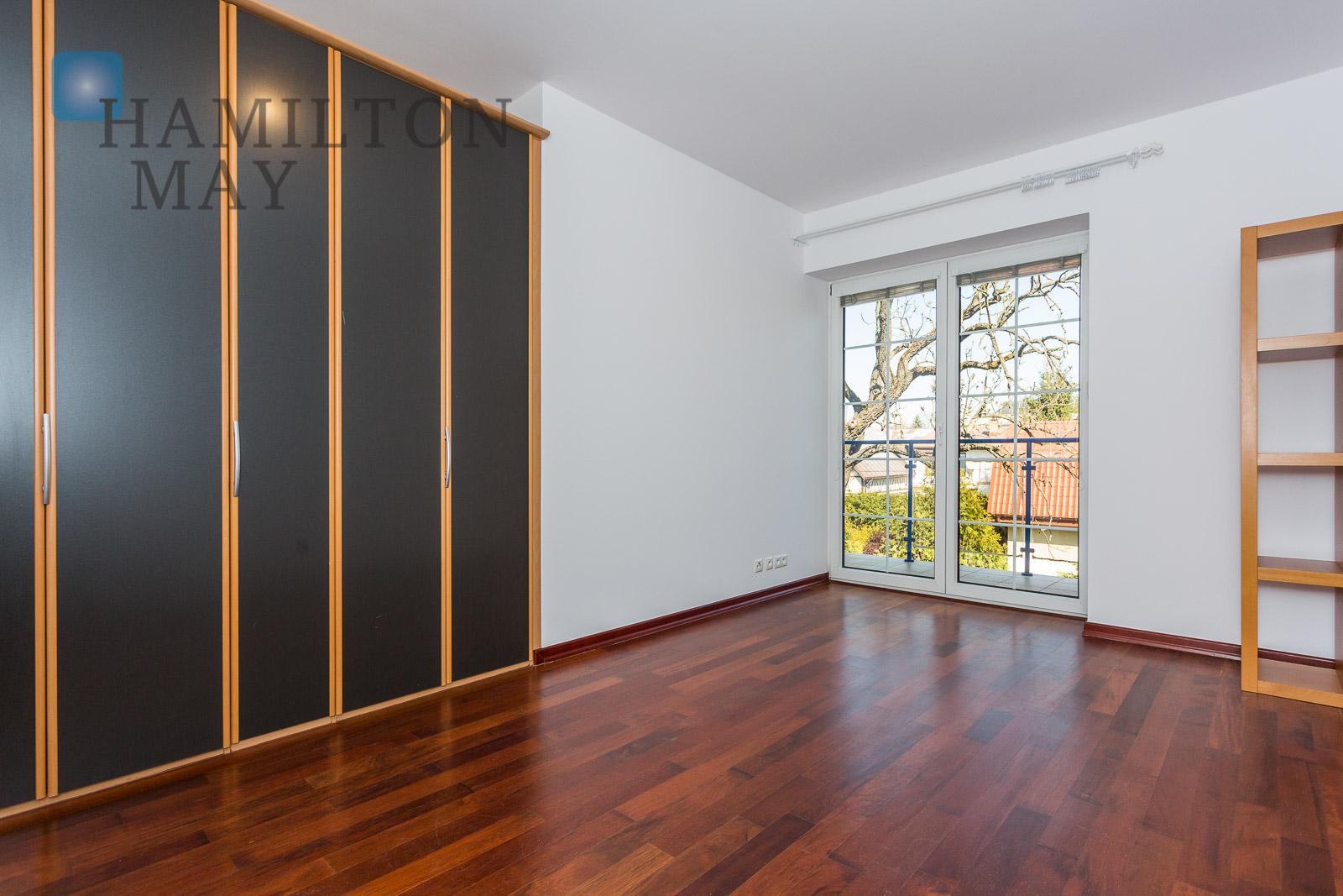 Wyjątkowy apartament na Wilanowie Królewskim Warszawa na wynajem