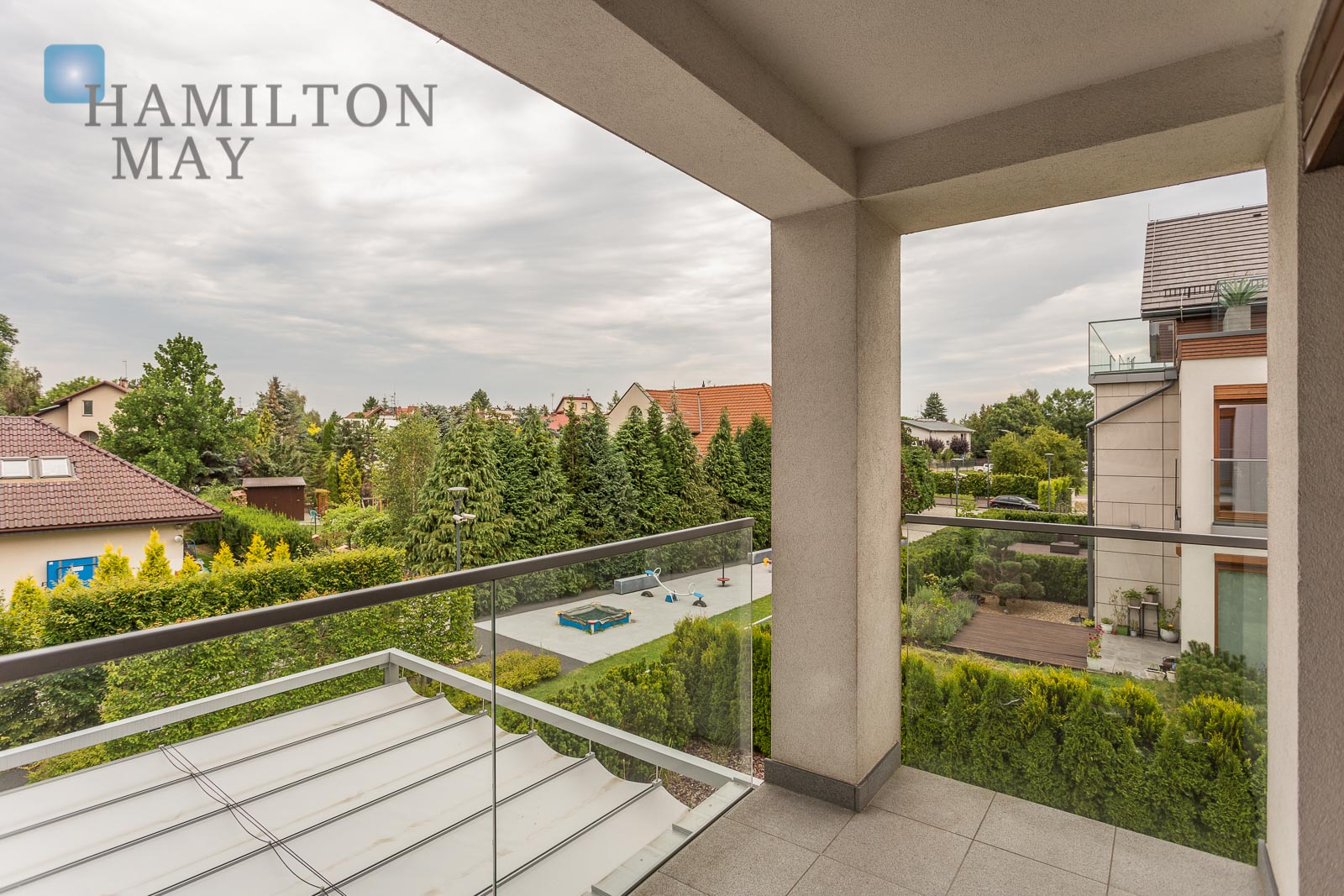 Modern and quiet two bedroom apartment in a prestigious investment - Hortus Apartments Krakow for sale