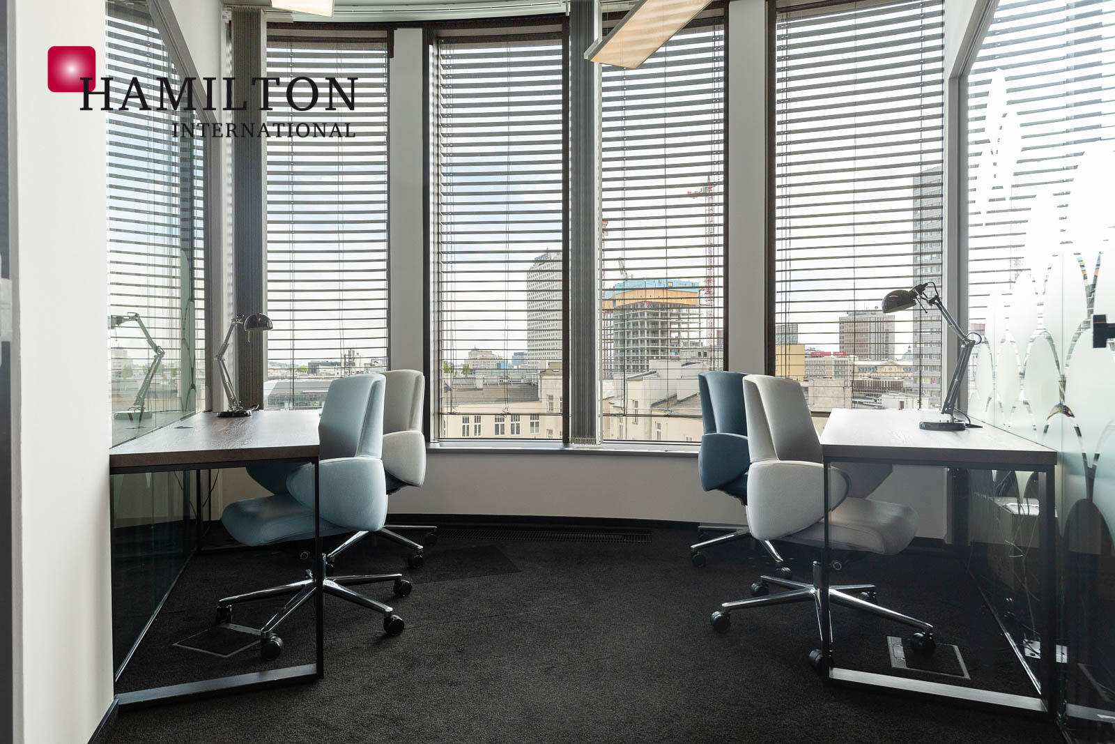Business Link Astoria Premium Offices Warsaw serviced office building photo