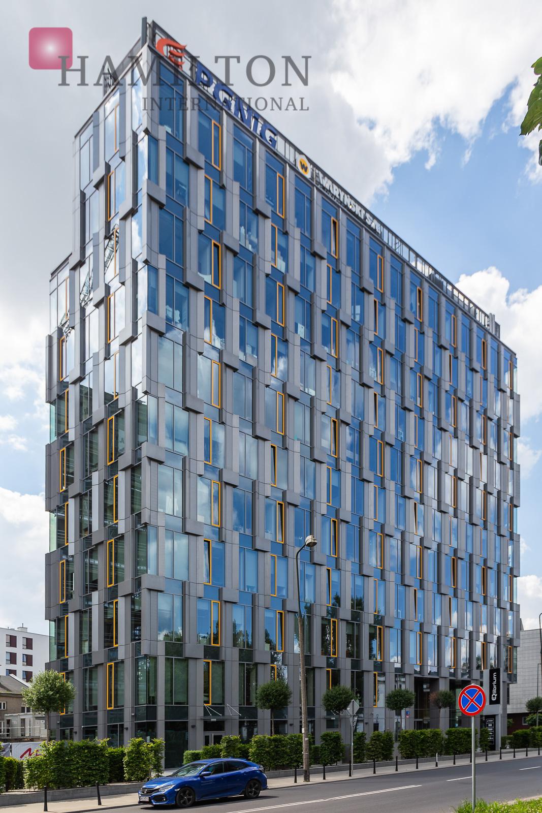 Eqlibrium Warsaw office building photo