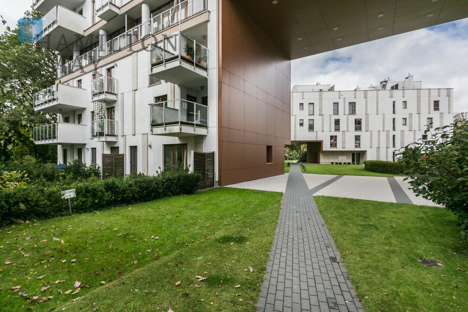 Unikatowy dwupoziomowy penthouse w Eko Parku na Mokotowie Warszawa na sprzedaż