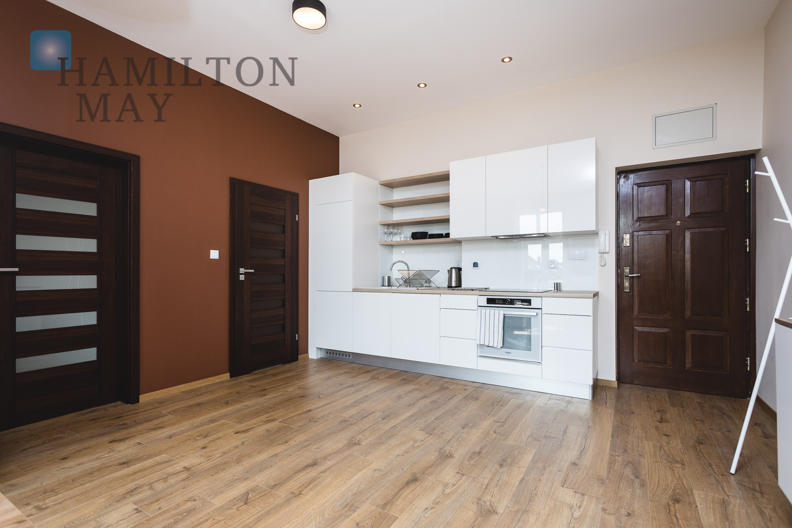 Cozy, comfortable one bedroom apartment in a perfect location Krakow for rent