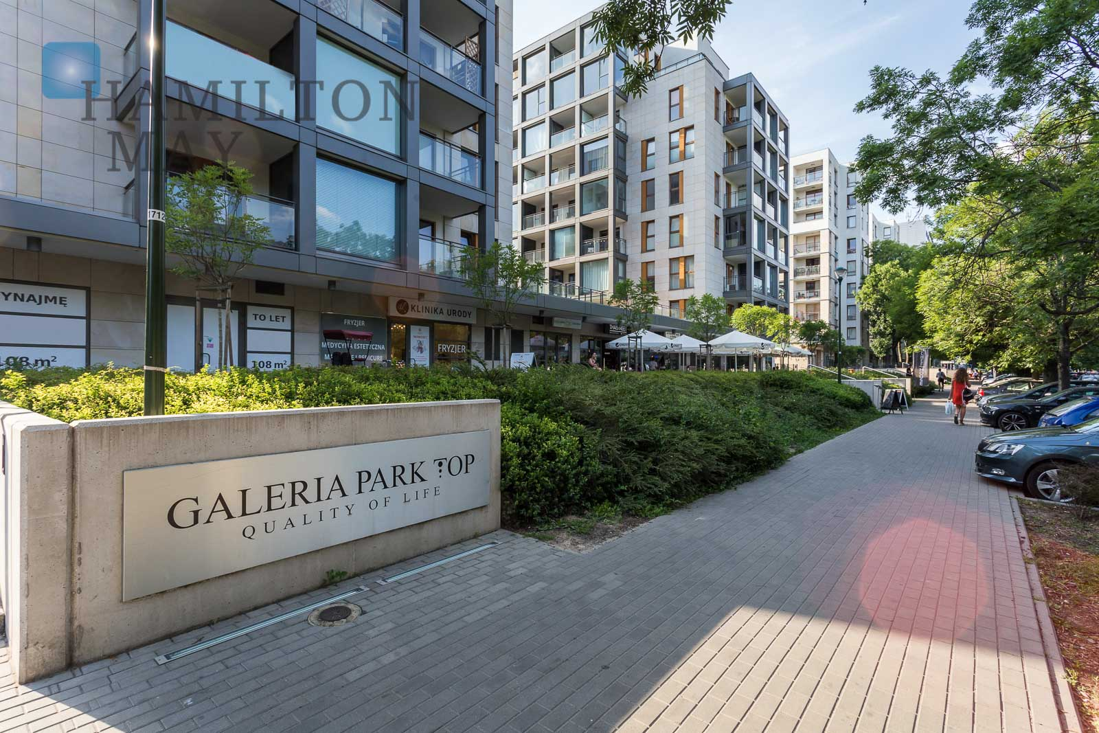 Galeria Park Top Warsaw development photo