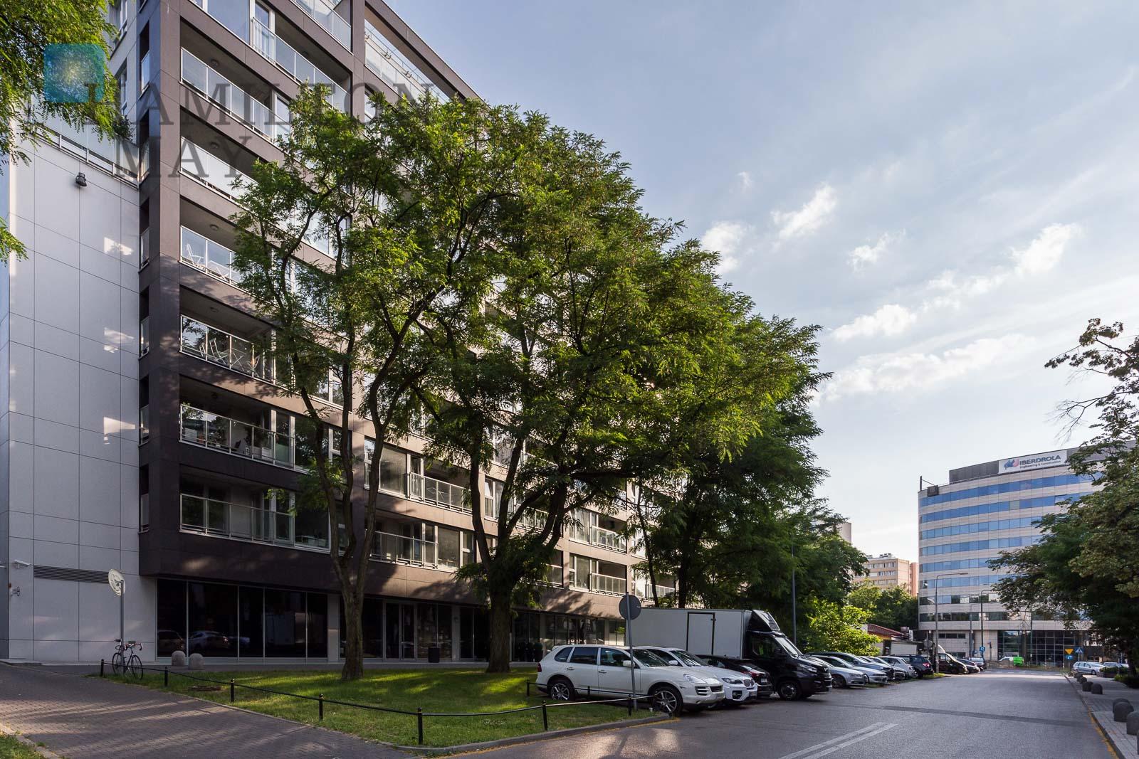 Rezydencja Naruszewicza Warszawa development photo
