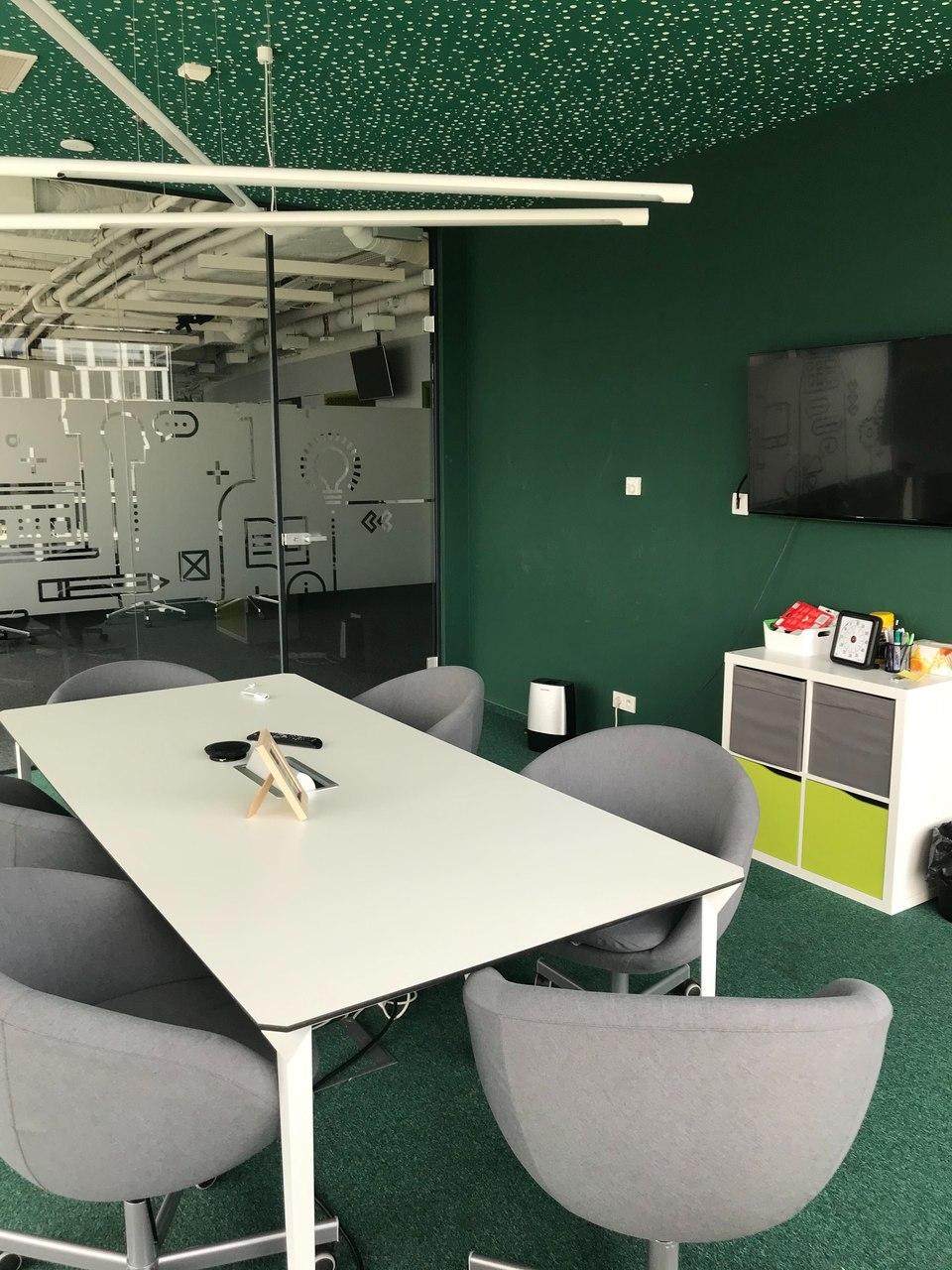 Umeblowane biuro dostępne od zaraz | Prestiżowy budynek na Woli - Warsaw Spire C Warszawa office space photo